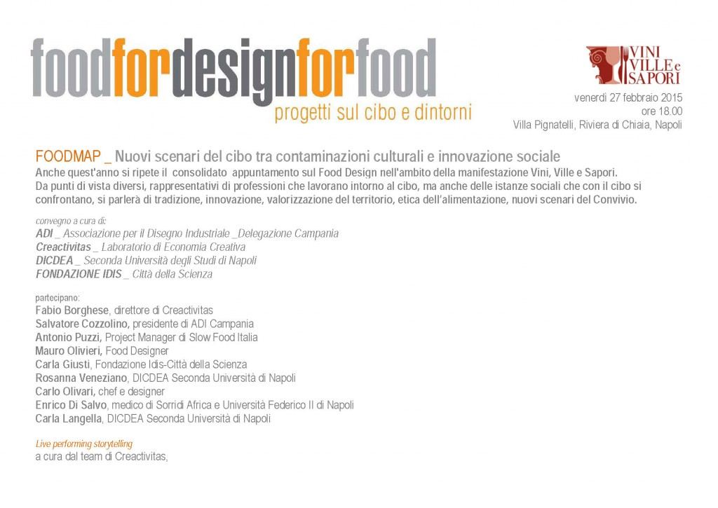 FOODMAP INVITO 27